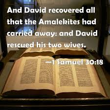 david recovered all