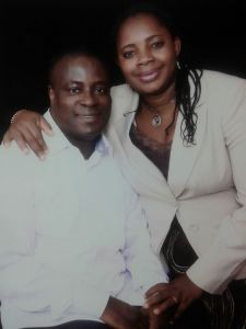 mr and mrs babatope babalobi