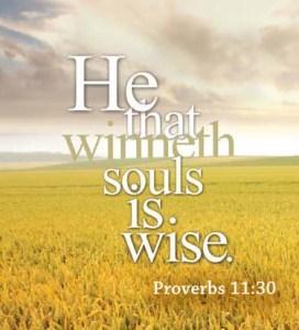 soul winning evangelism