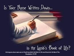 book of life bible