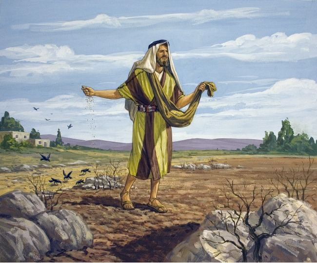 Matthew 13: Commentary on the parable of the Sower « Deliverance ...